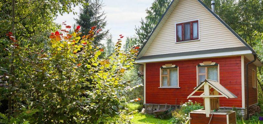 Можно ли построить жилой дом на садовом участке?